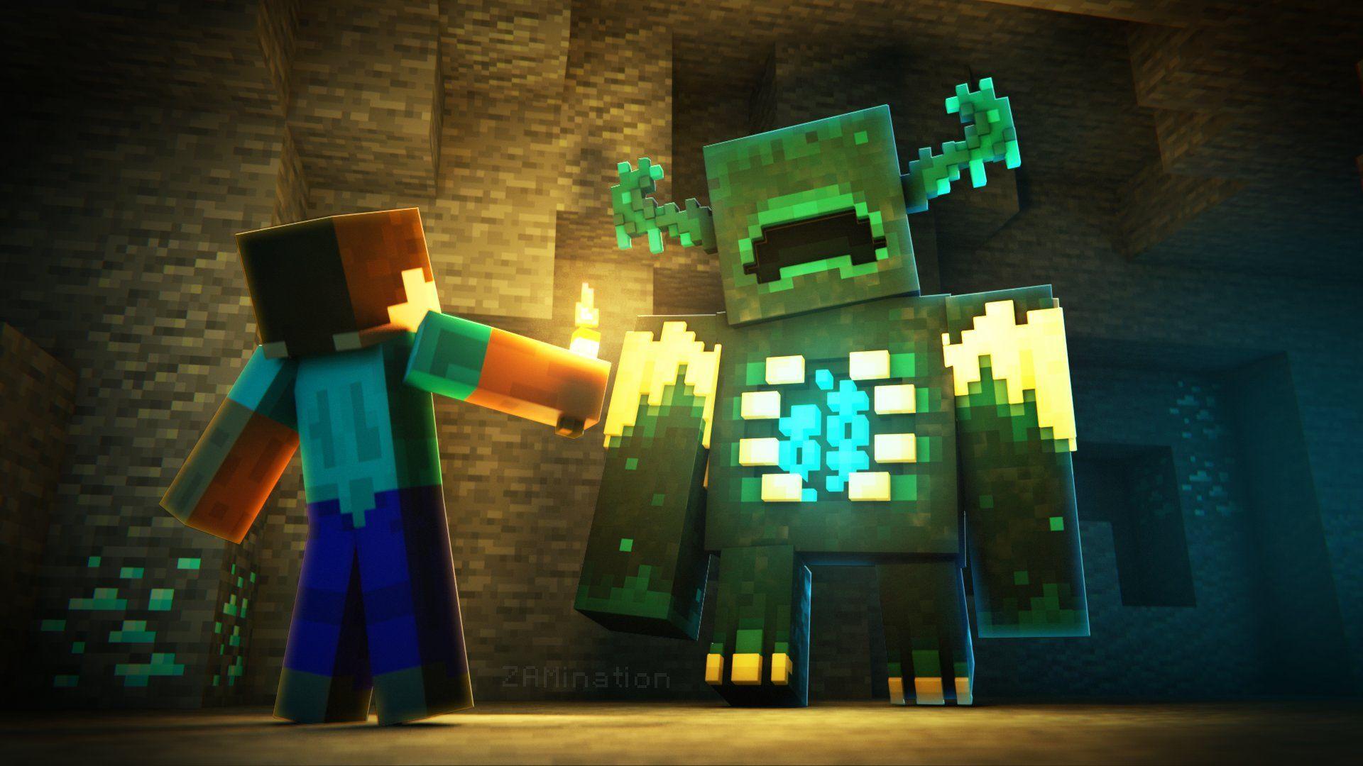Minecraft 1.18 warden